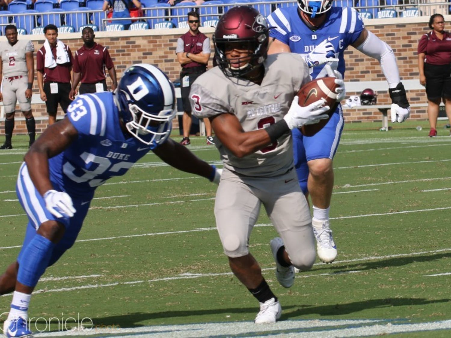 Duke will rely heavily on their defense this season and Leonard Johnson will be anchoring the secondary.