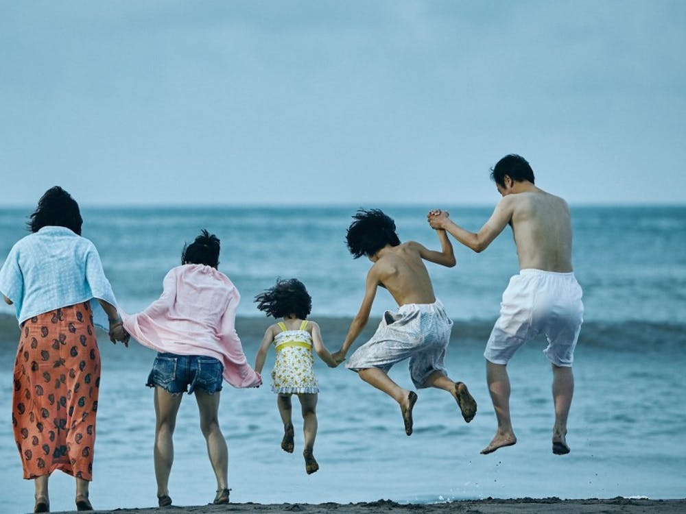 """Shoplifters"" premiered May 13 at the Cannes Film Festival, and follows a makeshift family who relies on shoplifting to get by."