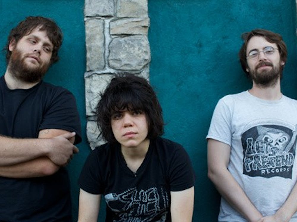Punk rock trio Screaming Females will perform at the Pinhook in Durham this Thursday, Aug. 27.