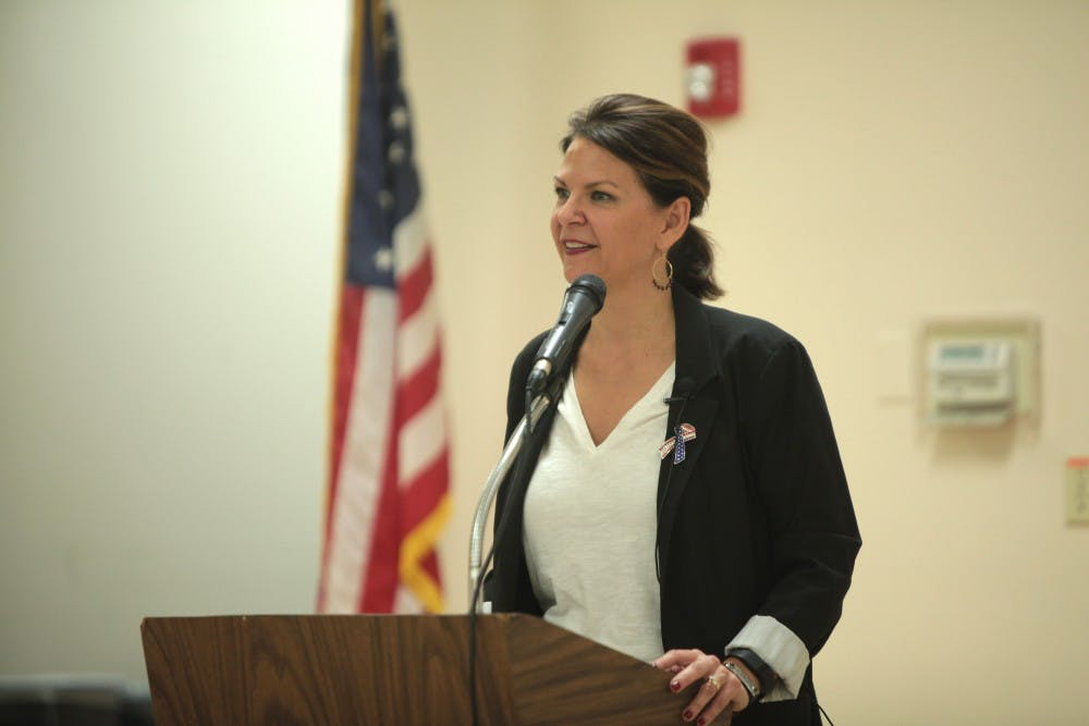 Duke grad Kelli Ward seeks to oust John McCain