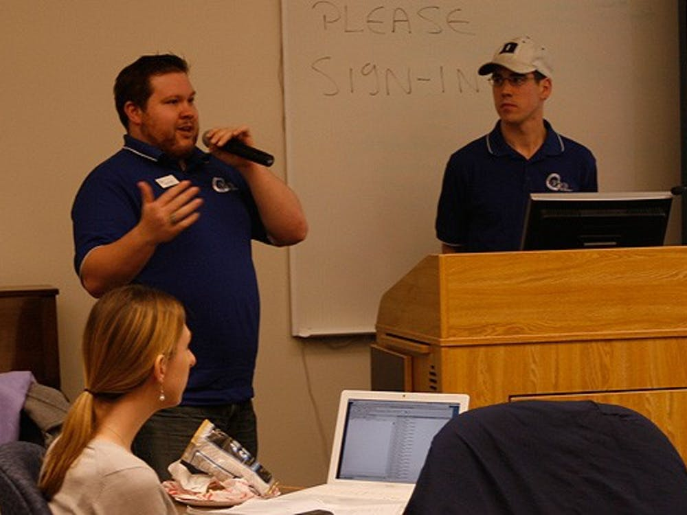 At the Graduate and Professional Student Council's meeting Tuesday night, members discussed and passed an amendment to prevent student groups from affiliating with both GPSC and OSAF.