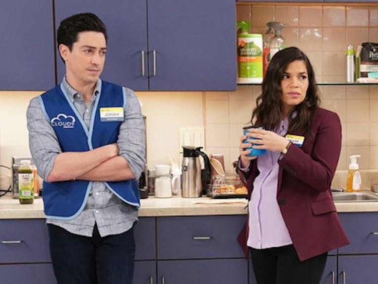"""Superstore"" keeps it real, but still light-hearted in a season premiere that embraces rather than ignores the current state of affairs."