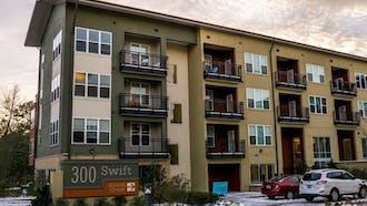 300 Swift Apartments.