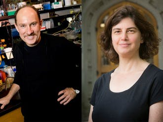 Duke professors Rachel Kranton and Joseph Heitman were elected to the National Academy of Sciences last Monday.