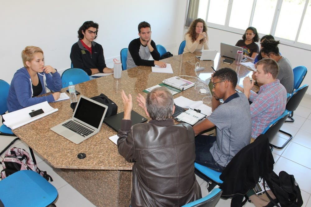 <p>Students at Duke's Global Brazil Lab are studying higher education and social mobility in the country.&nbsp;</p>