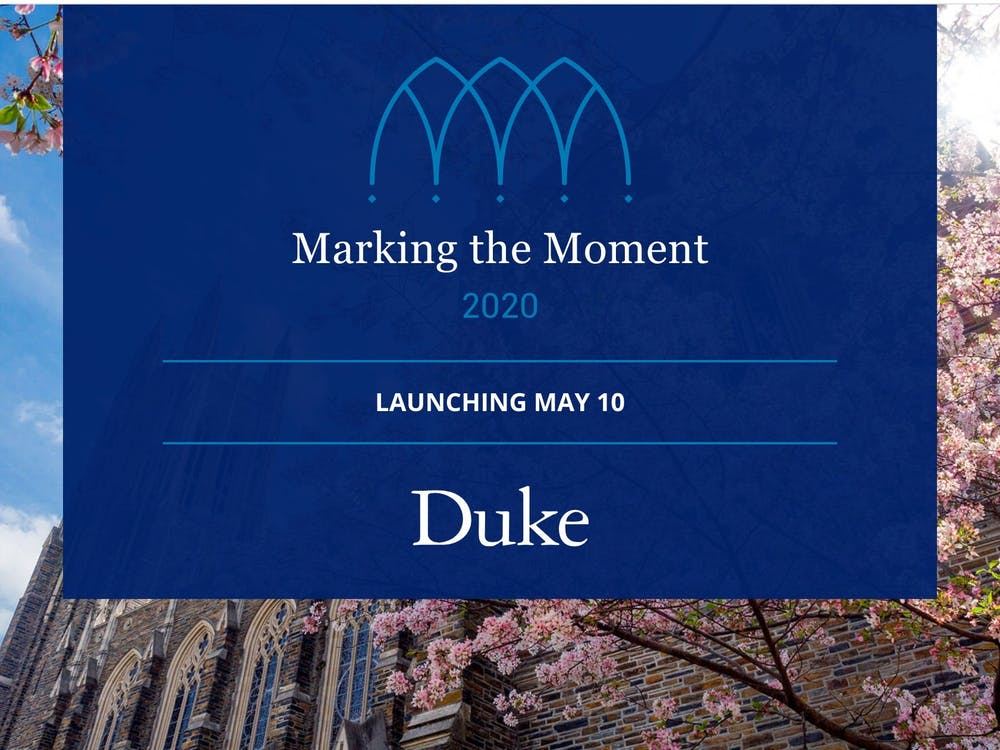 The Marking the Moment celebration will go live May 10.