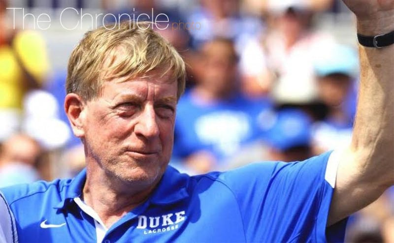 John Danowski inked his 400th career win Saturday.