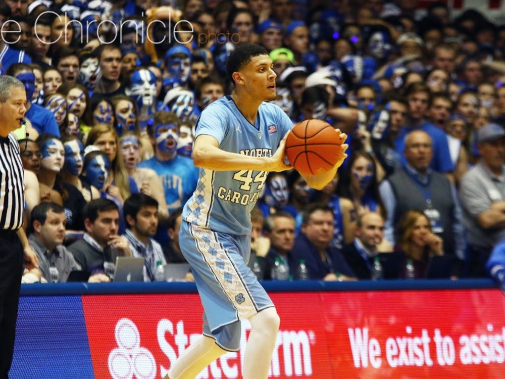 North Carolina's Justin Jackson is one of several college basketball standouts who will return to school after testing the NBA Draft waters thanks to NCAA regulations put in place in 2015.