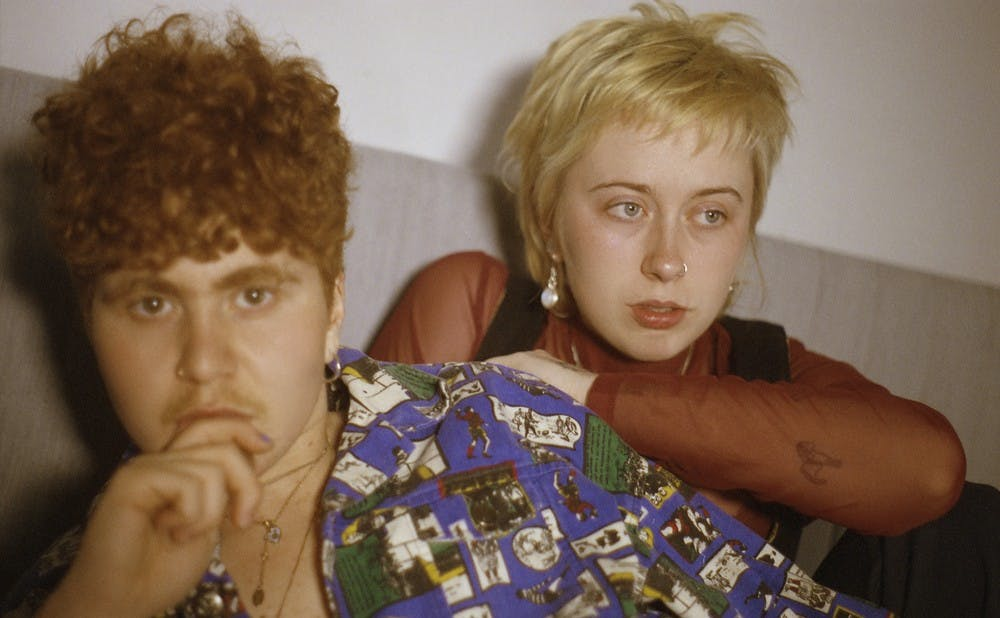 "Girlpool released their third studio album, ""What Chaos Is Imaginary,"" Feb. 1."
