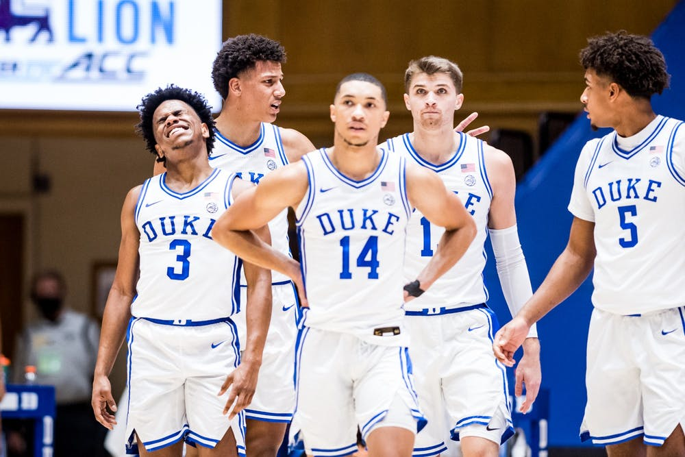 Duke has had an up and down start to the 2020-21 season.