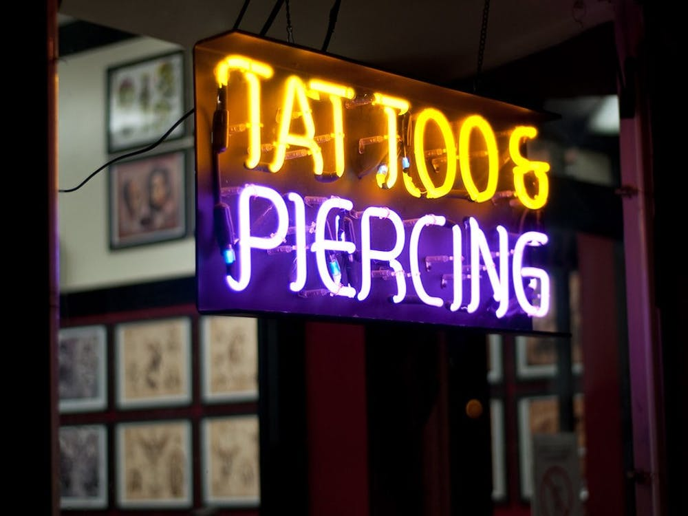 Welcome Tattoo's main focus has been promoting other small businesses in Durham.