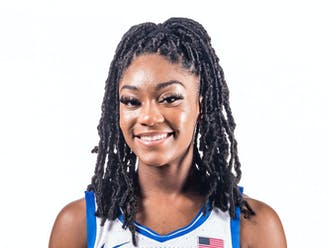 Shayeann Day-Wilson is one of two freshmen set to suit up for the Blue Devils in 2021-22.