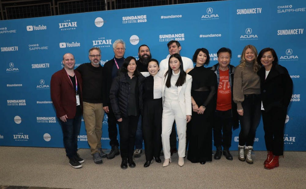 "Lulu Wang's ""The Farewell"" premiered at Sundance Jan. 25."