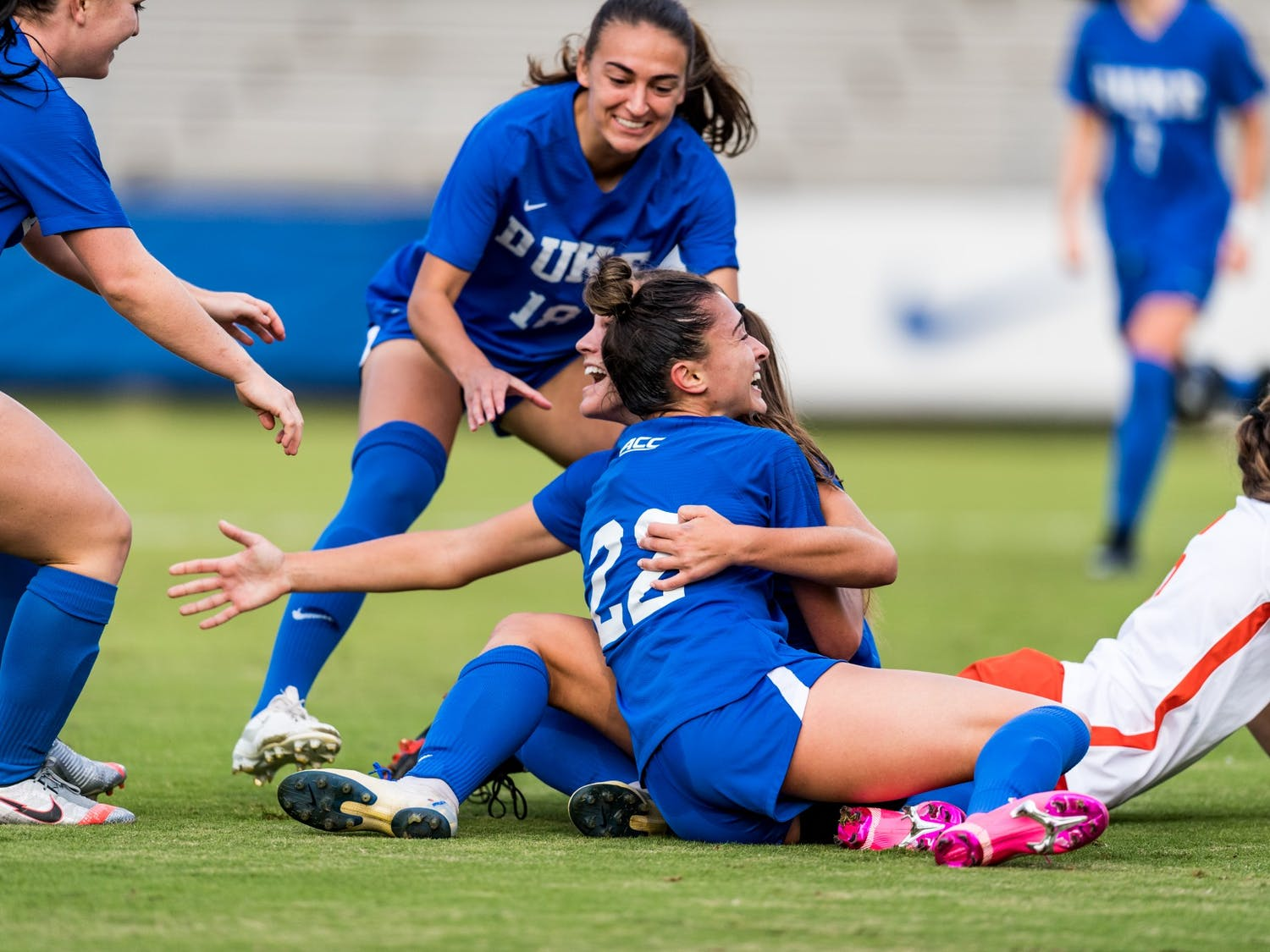 Olivia Migli's goal gave women's soccer a much-needed victory as it aims for any type of home-field advantage in the ACC tournament.