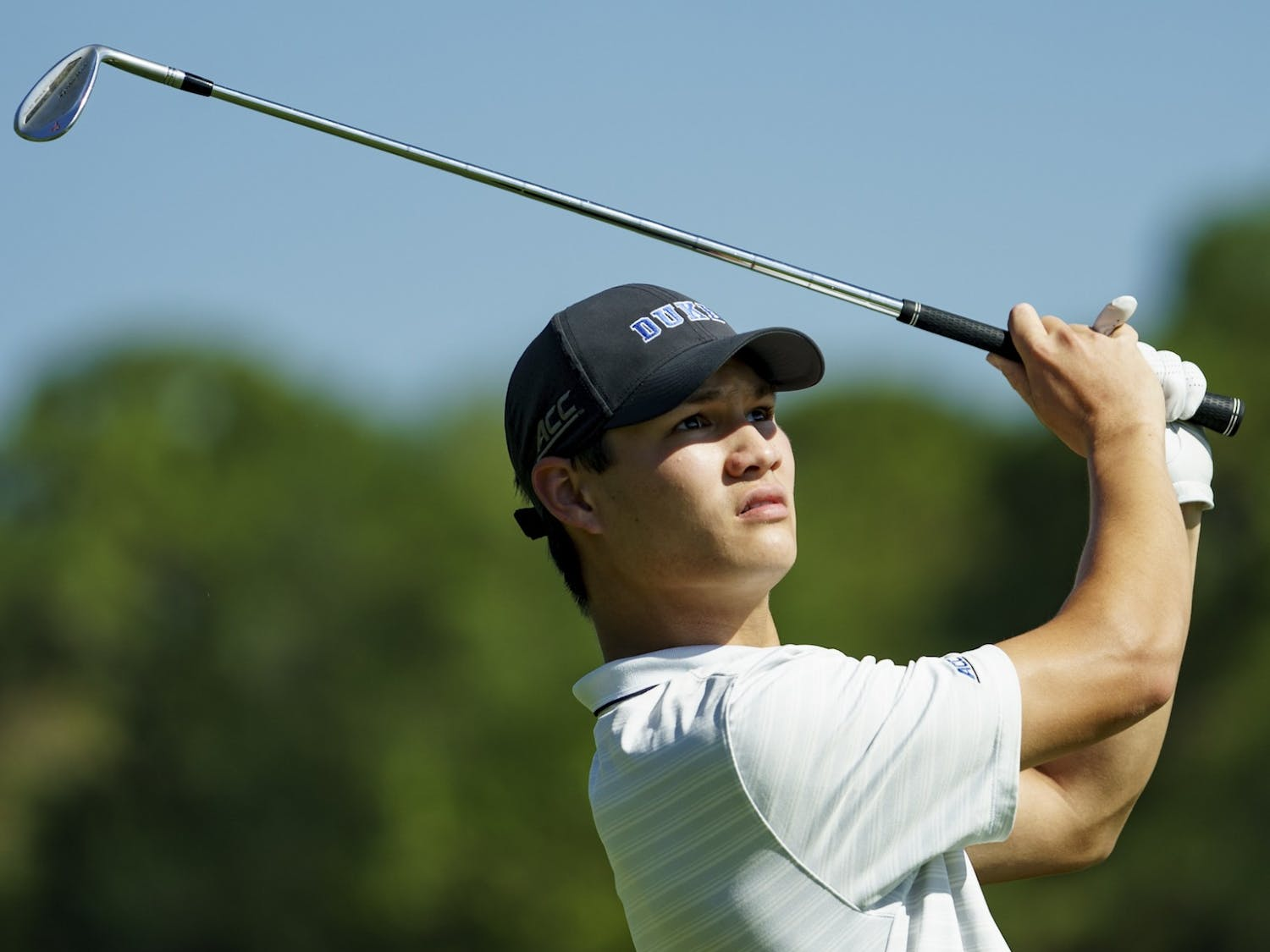 Freshman Ian Siebers is off to a hot start in his first year of collegiate golf.