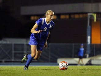 Duke has not allowed a goal in three games since senior defenderRebecca Quinn returned from the Olympics in Rio de Janeiro.
