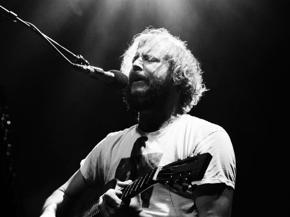 "Bon Iver's new album ""i,i"" picks up right where his previous record, ""22, A Million"" left off."