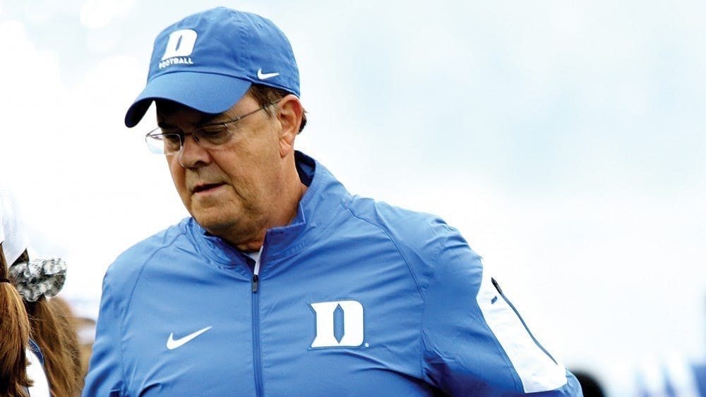 David Cutcliffe has led the Blue Devil program since December 2007, the 11th-longest tenure in all of college football.
