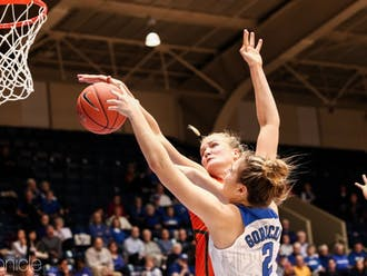 Duke could not capitalize on sloppy offense from Miami Thursday.