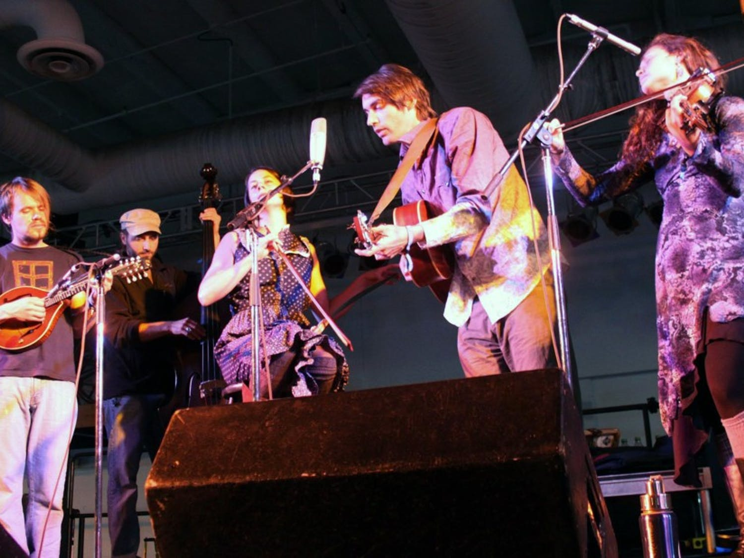 Colorado band Elephant Revival, whose new album came out in April, is influenced by many different musical genres.