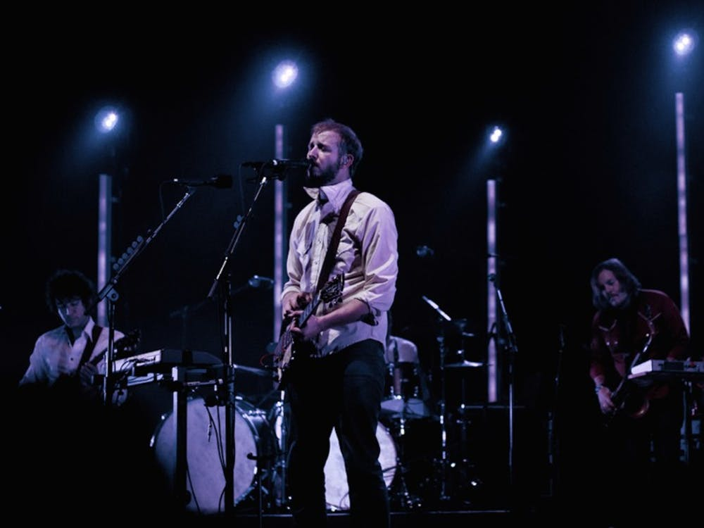 Justin Vernon, lead singer of Bon Iver, disappoints in Big Red Machine, his collaboration with the National's Aaron Dessner.
