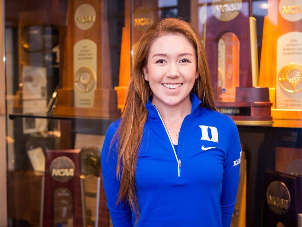 The world's No. 2 amateur player, Hannah O'Sullivan won the 2015 U.S. Women's Amateur.