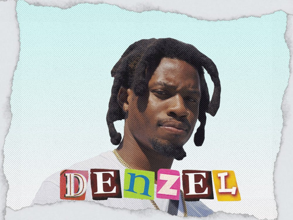 This year, rapper Denzel Curry headlined Heatwave's virtual concert.