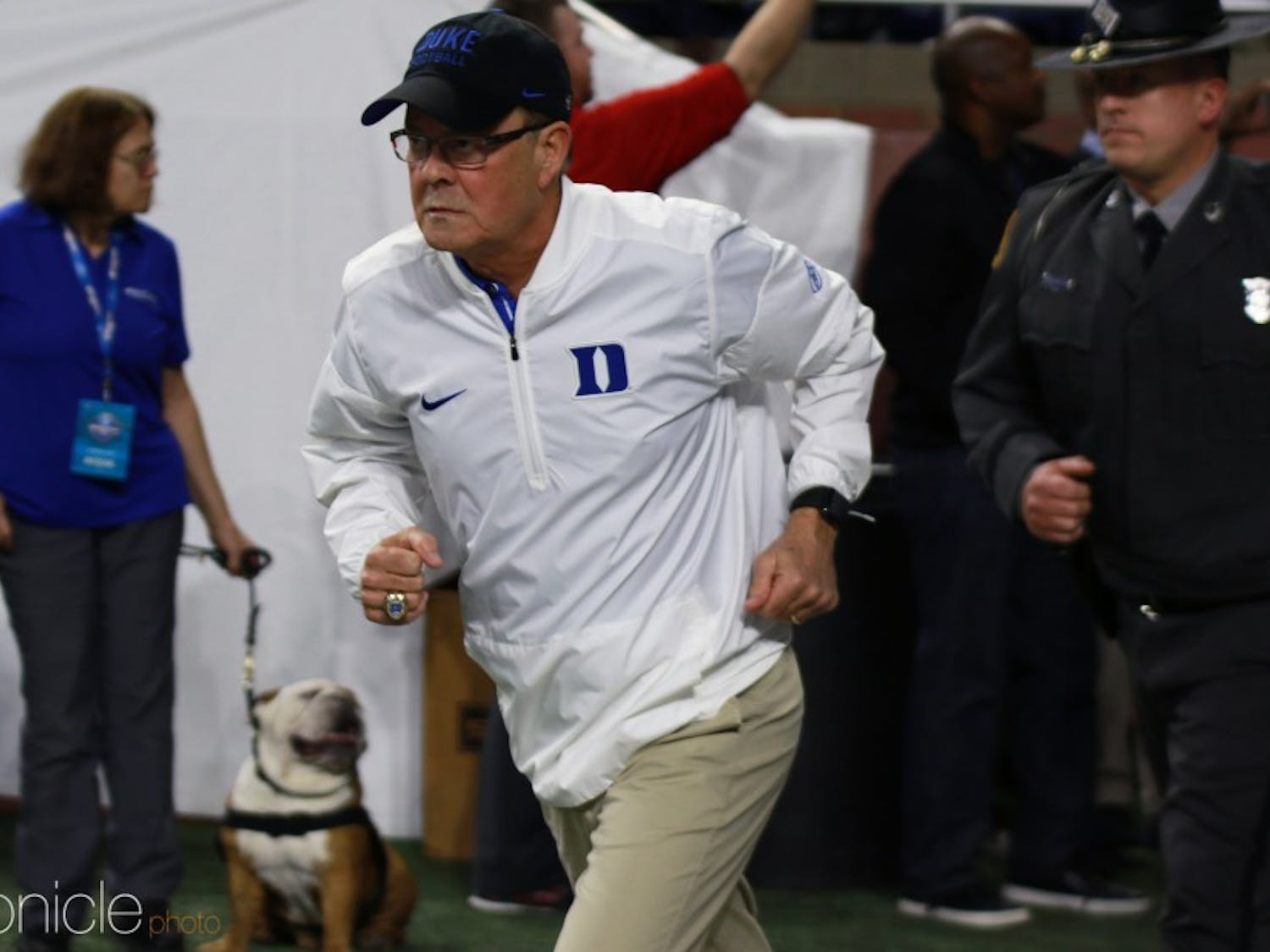 David Cutcliffe has led the Blue Devils to five bowl games over the past six seasons.