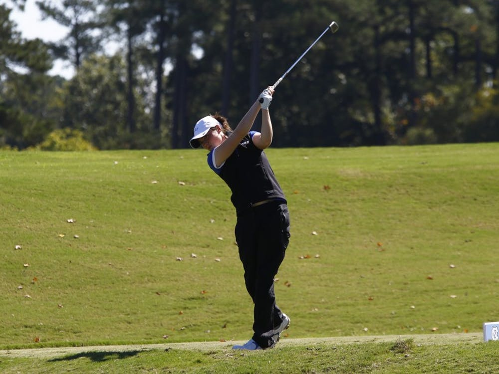 Junior Leona Maguire competed at the Curtis Cup last week to kick off a busy summer that will likely end with a trip to the Olympics.
