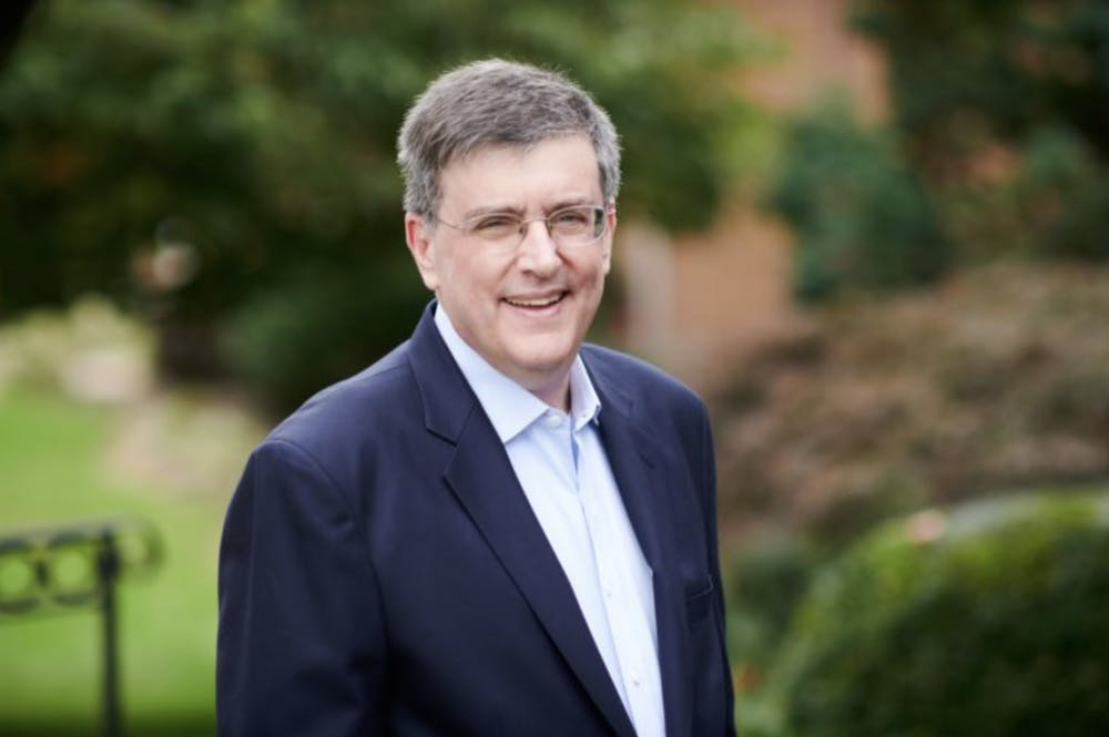 <p>Ted Segal, Trinity '77, took an unfinished master's thesis and grew it into an insightful book revealing Duke's story of desegregation and student activism.</p>
