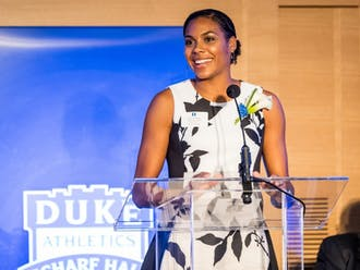 Lindsey Harding was inducted into the Duke Athletics Hall of Fame in September, just after the Sixers hired her as a full-time scout.