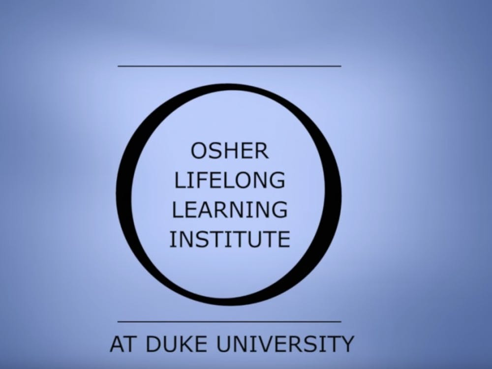 The Osher Lifelong Learning Institute just started its Winter term last week.