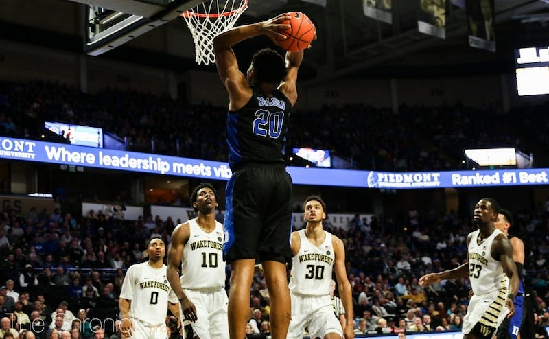 Marques Bolden will need to have a strong summer in order to make the Cavaliers' NBA roster.