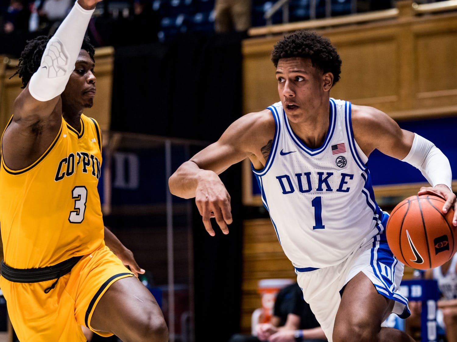 Can Jalen Johnson lead No. 6 Duke to victory against No. 8 Michigan State?