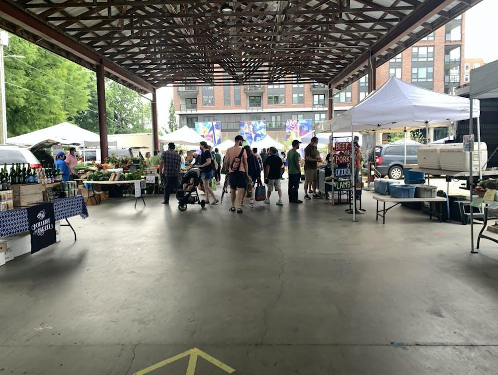 Durham Farmers' Market 2