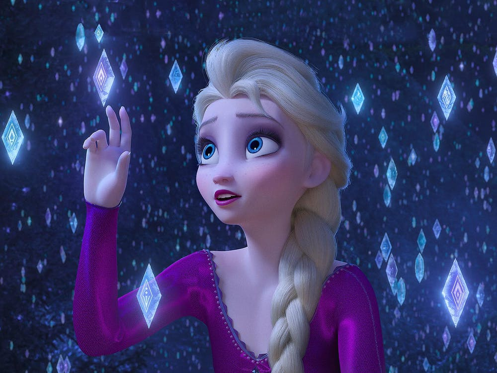 """Frozen 2"" forgoes a traditional villain in favor of a quest-driven plot."