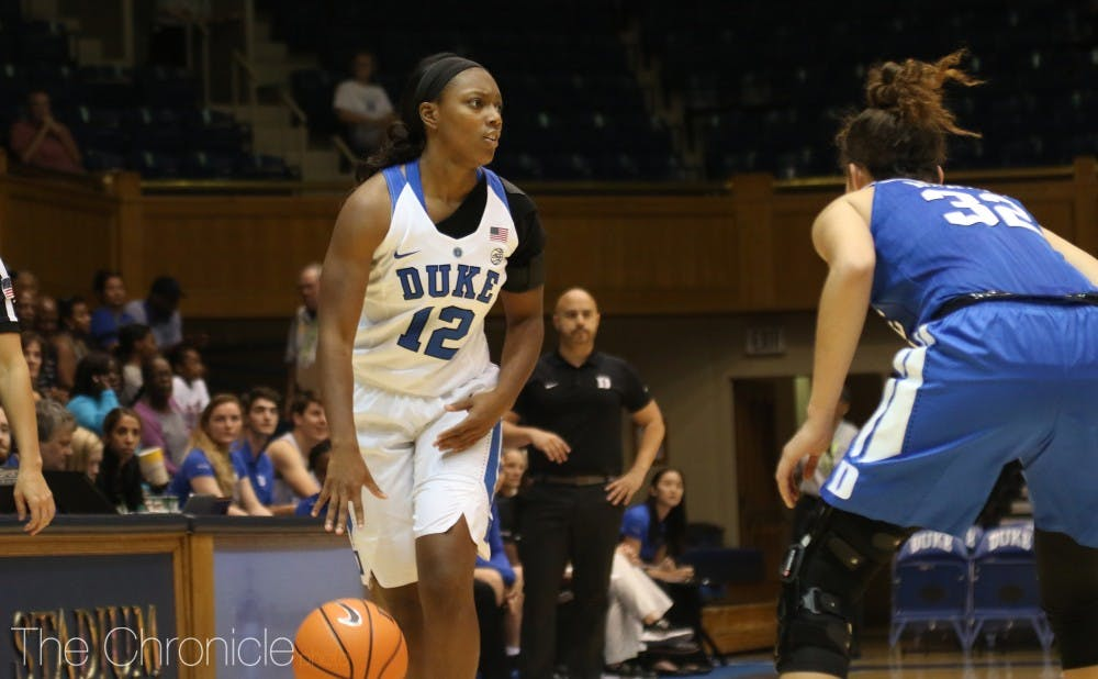<p>Mikayla Boykin will debut against Marist after sitting out the first games of the season due to lingering injury.</p>