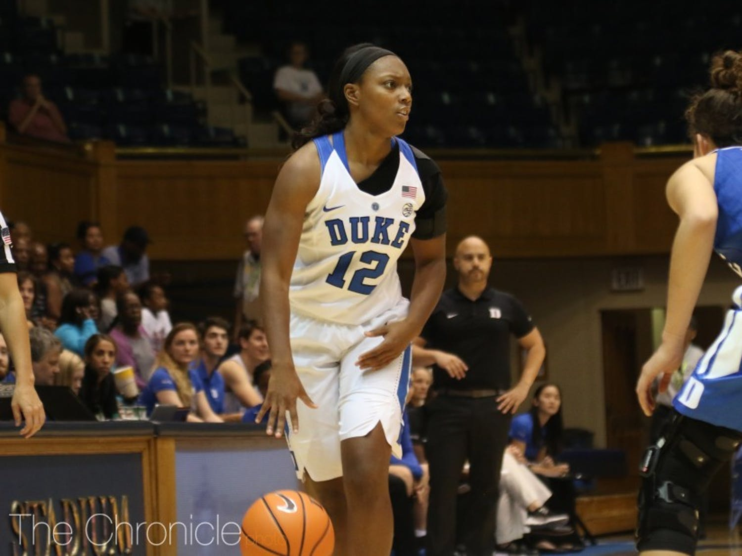Mikayla Boykin will debut against Marist after sitting out the first games of the season due to lingering injury.