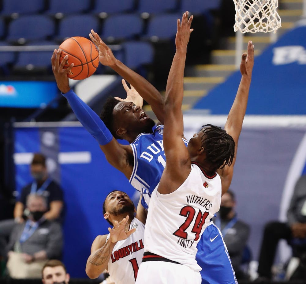 Williams was the leading scorer in three of Duke's final four games.