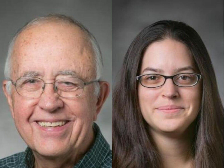Left: Steven Baldwin. Right: Jennifer Roizen.