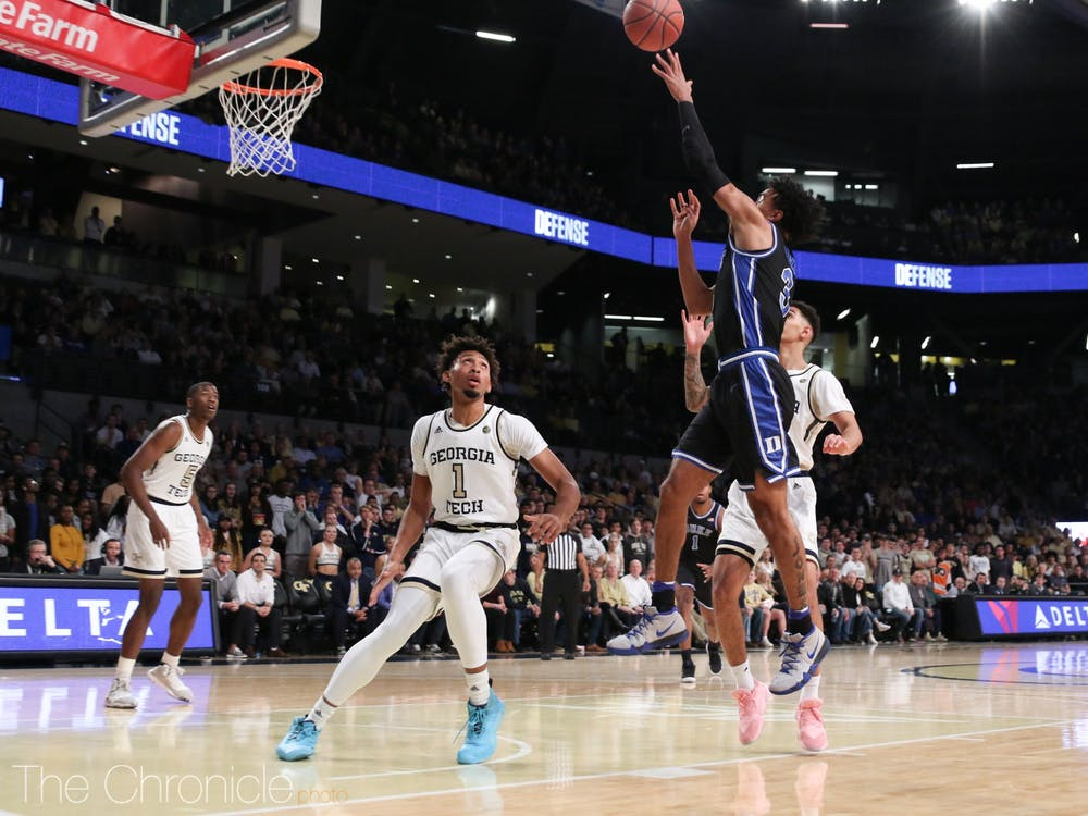 <p>Coming off of a closer than expected matchup against Georgia Tech, the Blue Devils will play another physical ACC opponent Saturday night.</p>