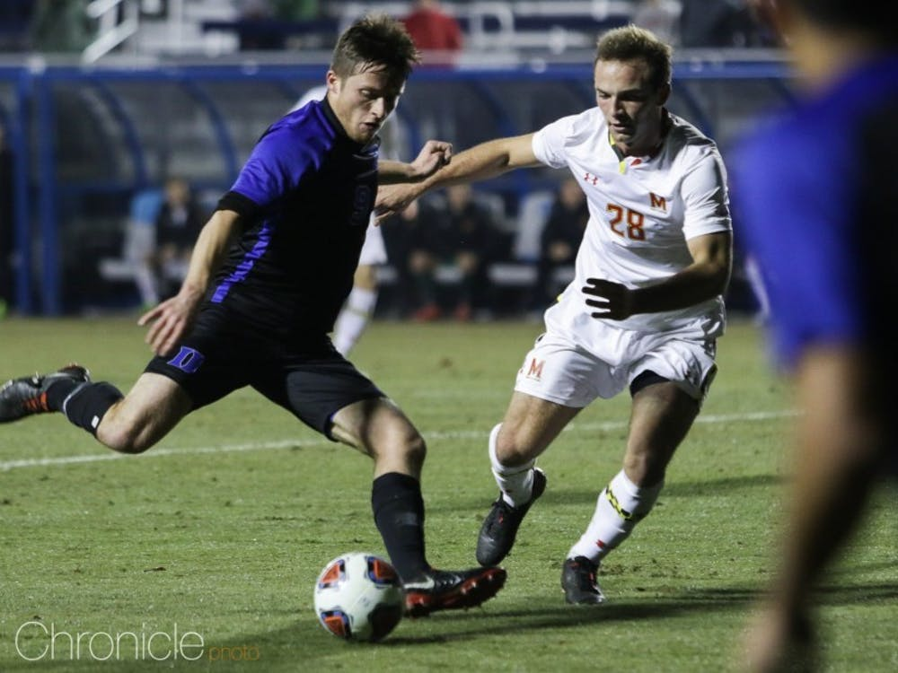 Daniele Proch returns to the Blue Devils a year after leading the team in goals.