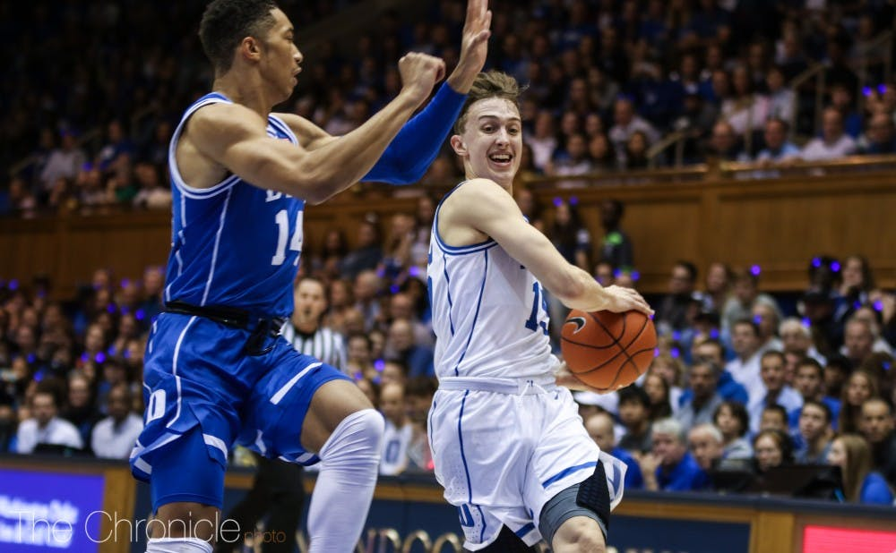 Five observations for Duke men's basketball's Countdown to Craziness scrimmage