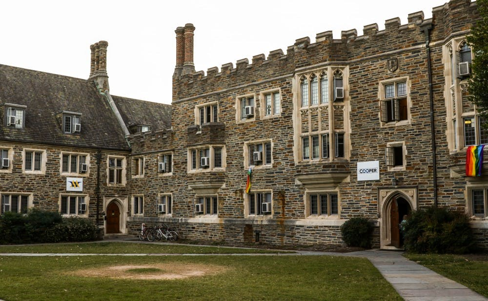 <p>Selective living groups Cooper House and Wayne Manor were formerly housed in Crowell Quad. All SLG housing was moved to Edens Quad for the 2021-22 academic year.</p>