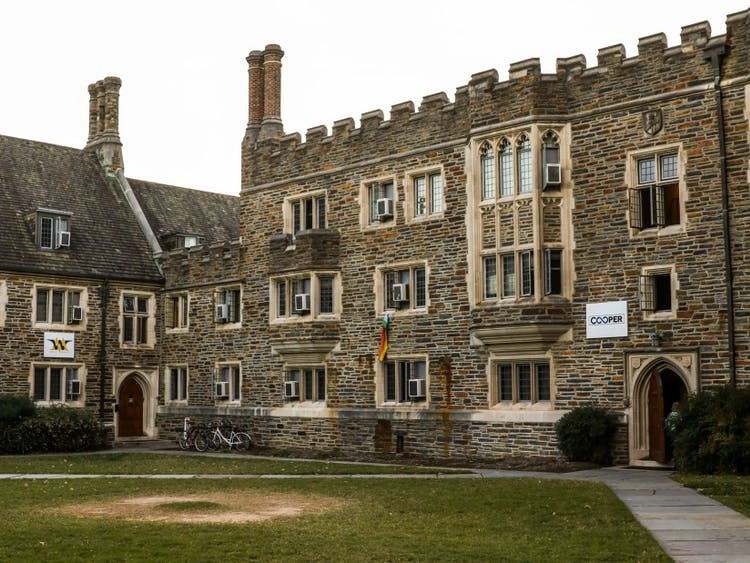 Selective living groups Cooper House and Wayne Manor were formerly housed in Crowell Quad. All SLG housing was moved to Edens Quad for the 2021-22 academic year.