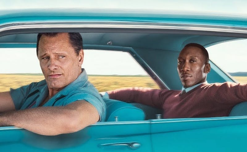 """Green Book"" won Best Picture at the Oscars last Sunday."