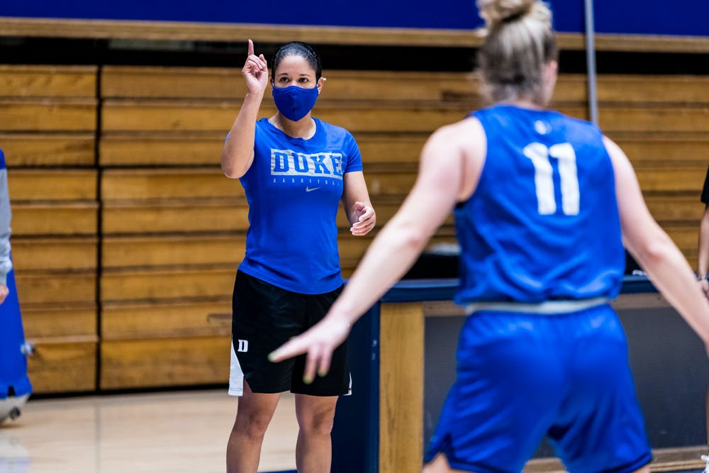 """<p>Green will look to find her role in Coach Lawson's more """"free-flowing"""" system.&nbsp;</p>"""