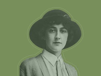 Agatha Christie was an English novelist best known for her mysteries.
