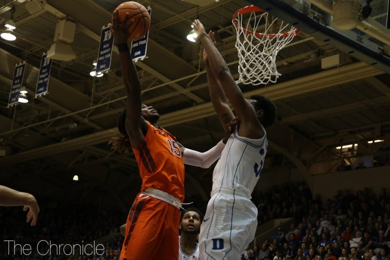 The Blue Devils have held each of their last two opponents to less than 60 points.