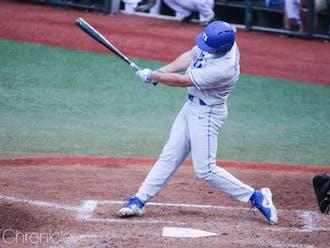 Graduate student Chris Crabtree homered 13 times and had 38 RBIs last season.